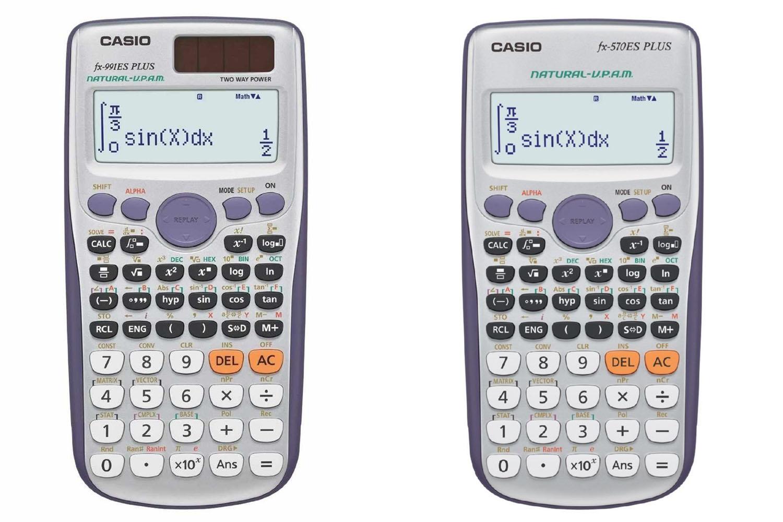 Uso calcolatrici a scuola