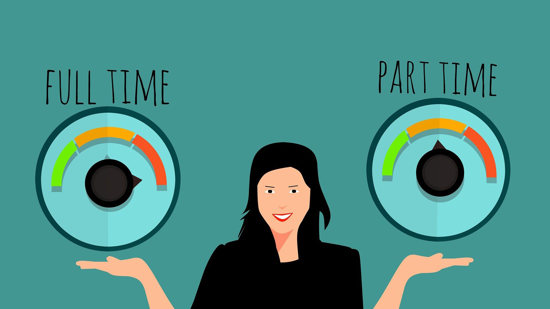 Domande di part-time nella scuola a.s. 2019/2020. Scadenza il 15 marzo 2019